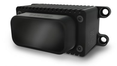 Photo of Ouster announces   solid-state digital lidar sensor