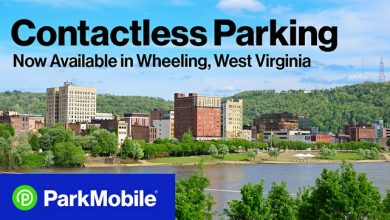Photo of Wheeling introduces contactless parking payments with the ParkMobile App