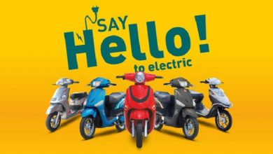 Hero Electric introduces new 'City Speed' segment with three electric scooters