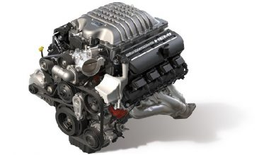 Mopar unleashes the new 807-horsepower Hellcrate Redeye Supercharged HEMI® Crate Engine