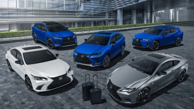 Photo of Lexus partners with Zero Halliburton on new customized travel cases