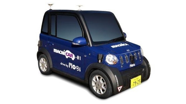 PerceptIn to launch the micro-Robot Taxi demonstration on public road in Japan