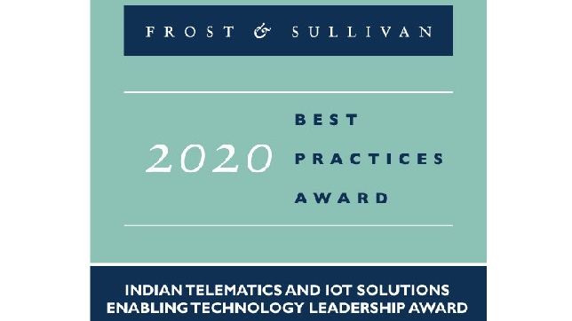 iTriangle lauded by Frost & Sullivan for its end-to-end automotive telematics solutions