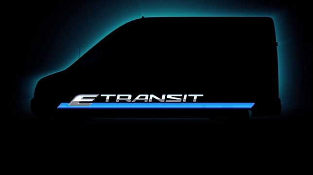 Ford taps Kansas City to assemble all-electric Ford E-Transit