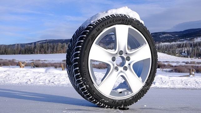 Goodyear releases new wintercommand Ultra Tire