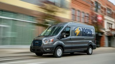 Photo of Leading The Charge: All-Electric Ford E-Transit powers the future of business with next-level software, services and capability