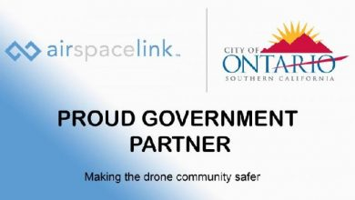 Ontario, California is paving the way for Advanced Digital Drone Highways in the Sky with Detroit startup Airspace Link