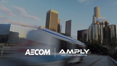 Photo of AMPLY Power and AECOM partner to Bolster Bus electrification for transit agencies to meet zero-emission goals