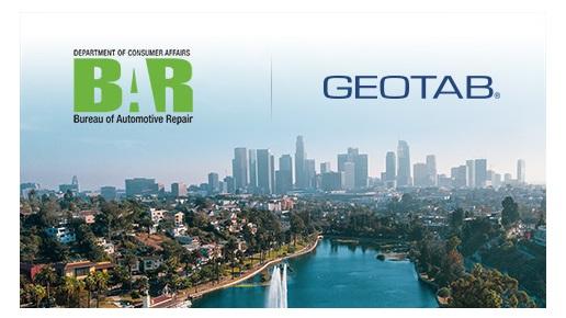 Geotab joins California Bureau of Automotive Repair's Continuous Testing Program pilot