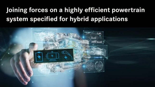 Daimler AG, Geely Holding Group and its subsidiary brands to join forces on a highly efficient powertrain system specified for hybrid applications