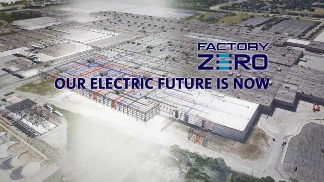 Factory ZERO becomes first U.S. auto plant to install 5G technology