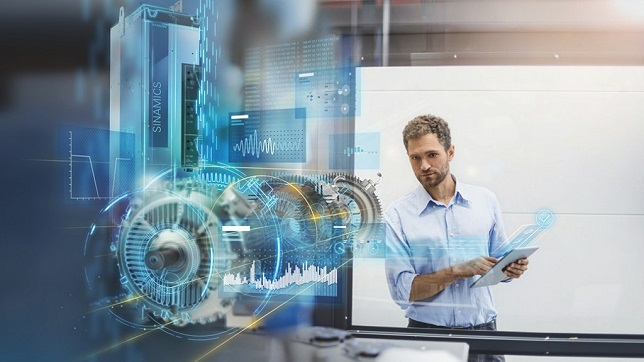 Mindsphere app Predictive Service Assistance uses AI to optimize maintenance efficiency of drive systems