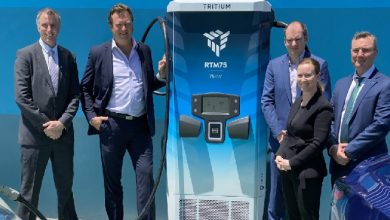 Photo of Tritium unveils world first scalable electric vehicle charging platform