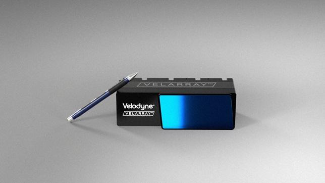 Velodyne Lidar unveils solid-state sensor for ADAS and Autonomy