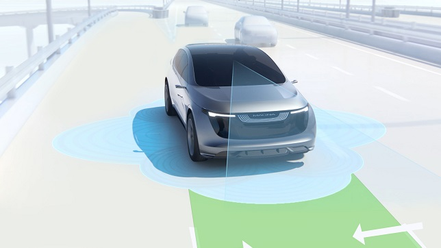 Magna brings EyeQ5-Based driver assistance system to market
