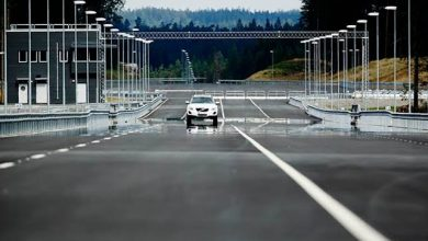 Photo of The world's longest indoor test track for self-driving vehicles