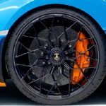 Bridgestone selected by Lamborghini as tire supplier for Huracán STO Supercar