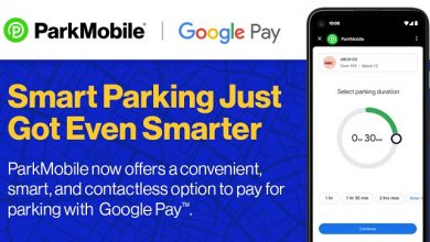 Photo of ParkMobile to provide more contactless parking payment options through Google Pay