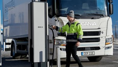 Photo of Scania partners with ENGIE and EVBox for charging solutions