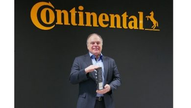 Photo of High-Performance Computer and 3D-Display: Continental recognized twice with CLEPA award