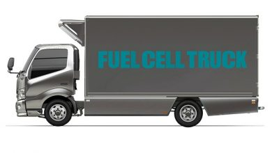 Photo of Toyota and Hino launch initiative with Seven-Eleven, FamilyMart, and Lawson to introduce light-duty fuel cell electric trucks