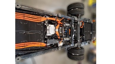 Motiv Power Systems debuts fifth generation medium-duty electric chassis