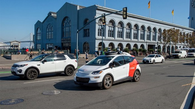 GM to put driverless taxis on the streets of San Francisco