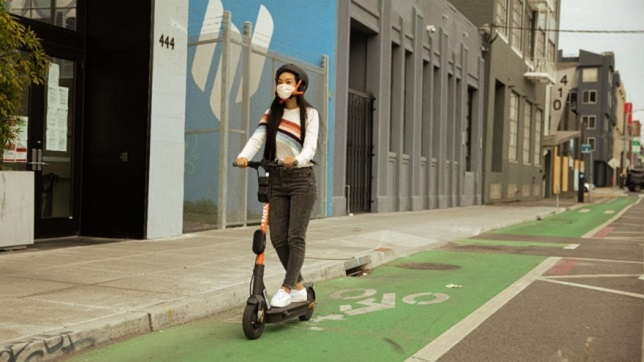 Spin announces cutting edge on-vehicle Artificial Intelligence platform to bring sidewalk riding and parking detection technology to cities across the US and UK