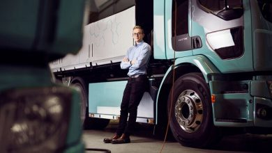 Using data to optimize batteries for electric truck