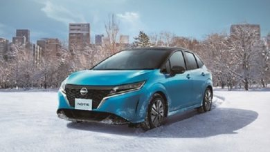 Photo of Nissan introduces all-new Note e-POWER AWD in Japan