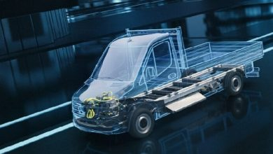 "Photo of Mercedes-Benz Vans announces next-generation eSprinter based on newly developed ""Electric Versatility Platform"""