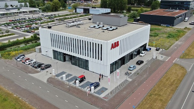ABB accelerates e-mobility innovation with new global R&D center