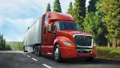 Photo of International® Truck adds enhanced driver safety capabilities