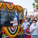 Tata Motors delivers state-of-the-art e-buses to BEST; helps environmentally-friendly mass mobility solution for the city of Mumbai