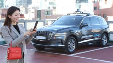 Photo of Autonomous car drives and parks itself in real Seoul traffic