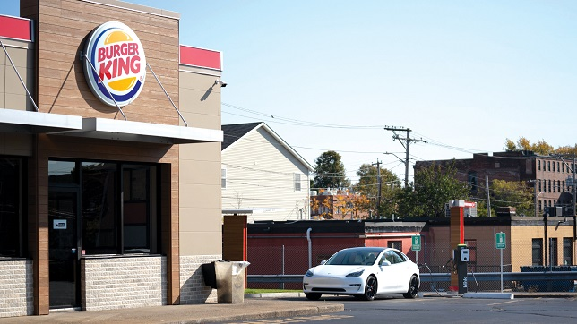 Blink Charging to deploy EV charging stations across Northeast Burger King locations