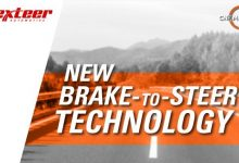 Photo of Nexteer and Continental, JV develops brake-to-steer technology