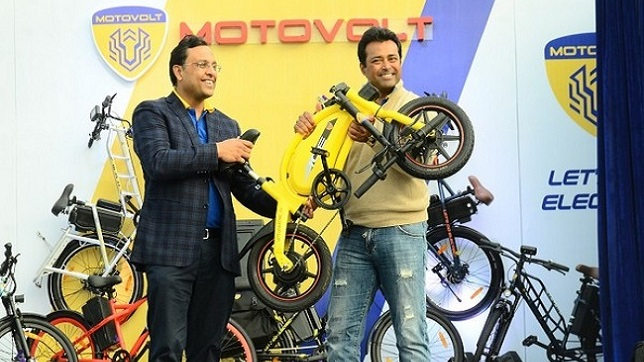 Motovolt Mobility launches India's first fleet of Smart E-Cycles in Kolkata