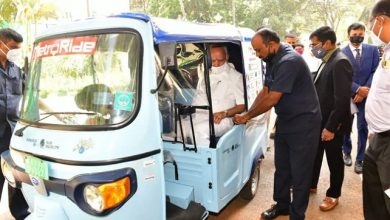 Photo of India: Bengaluru gets its first battery-swapping network for electric vehicles