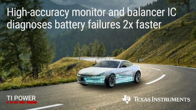 Photo of Texas Instruments introduces automotive battery monitor and balancer