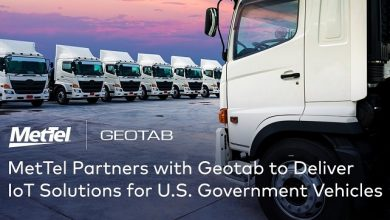 Photo of MetTel expands to deliver Geotab IoT solutions for U.S. government vehicles