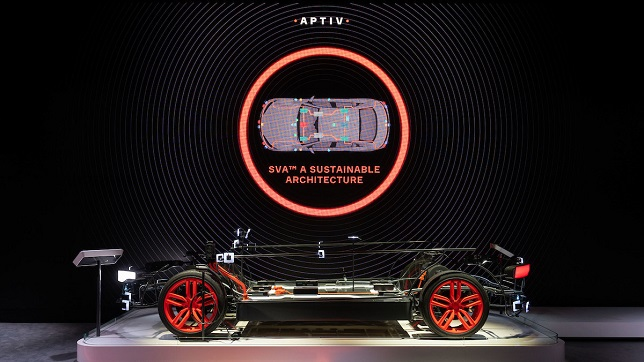 Aptiv introduces ADAS platform for highly automated and electrified vehicles