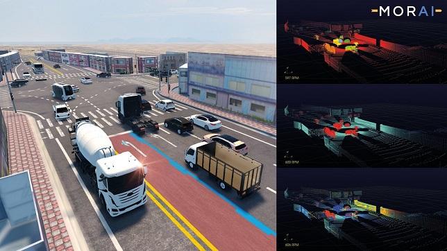 MORAI Showcases Autonomous Vehicle Simulator at CES 2021