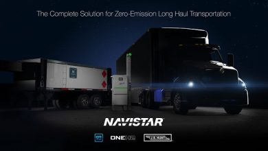Photo of Navistar collaborates with General Motors and OneH2 to launch Hydrogen Truck Ecosystem