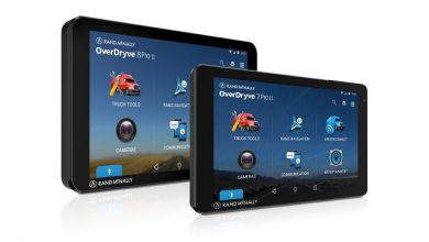 Photo of OverDryve Pro II with 7-inch screen released