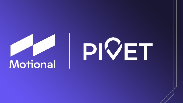 Motional enlists Cox Automotive Mobility's Pivet for its driverless fleet services