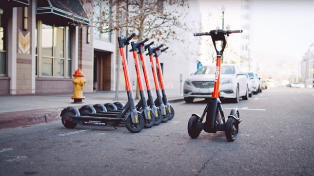 Ford-owned spin announces exclusive partnership with Tortoise to bring remotely operated e-scooters to North American and European citiesin 2021