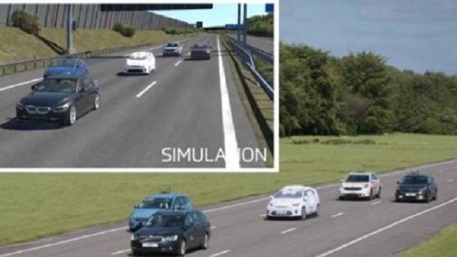 AB Dynamics swarm testing capability to accelerate ADAS and autonomous vehicle development