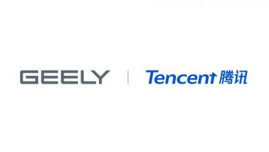 Geely Auto Group and Tencent sign cooperation agreement on intelligent cockpits, digitalization, autonomous drive, and low carbon development