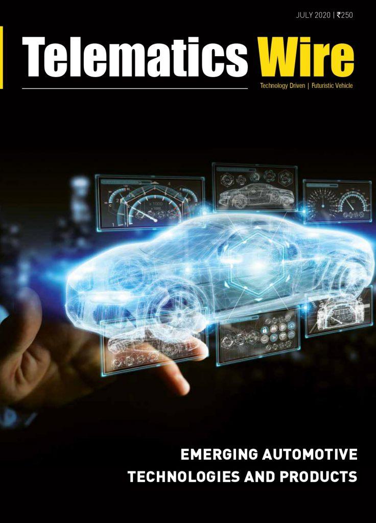 Telematics Wire July Magazine